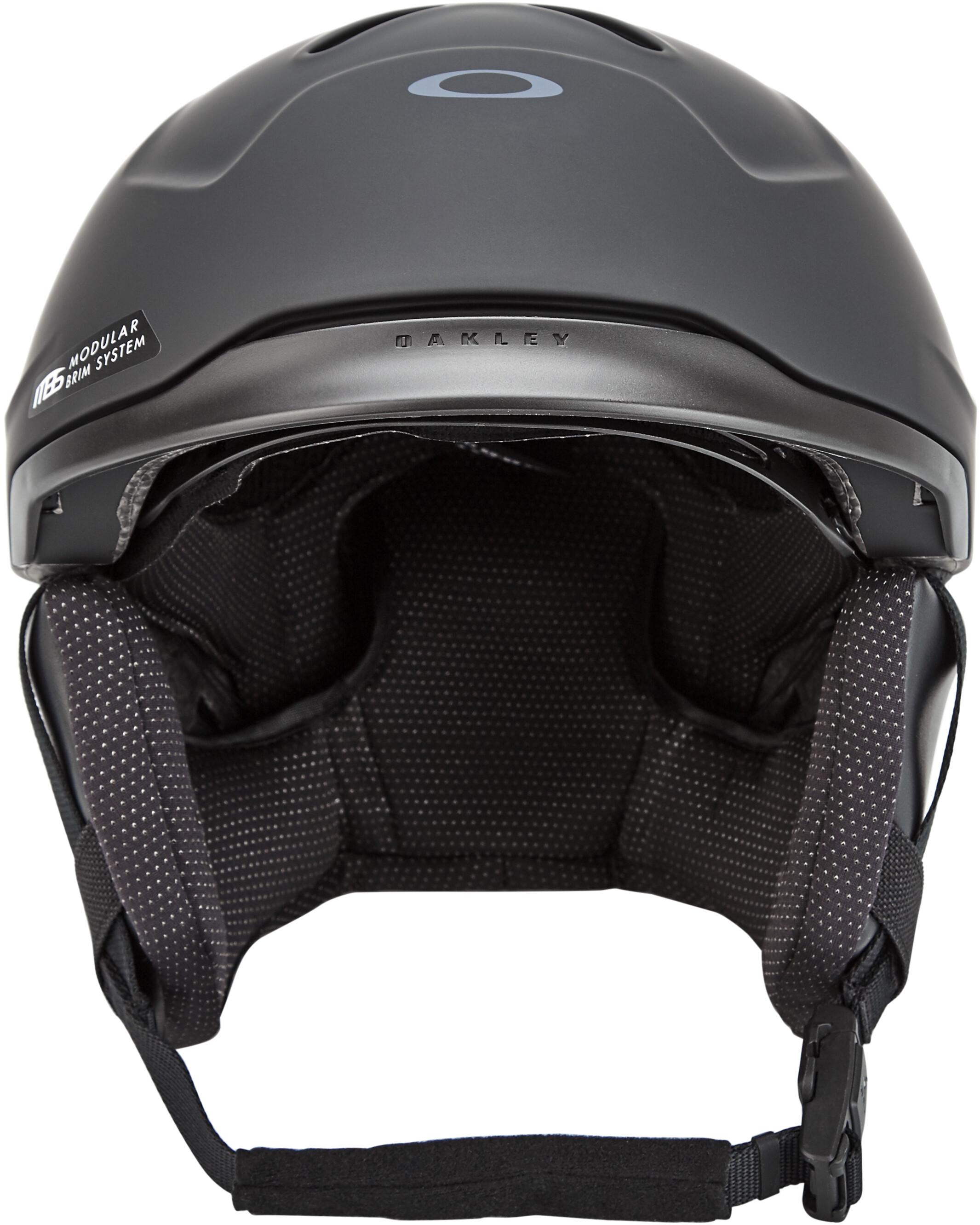 4ab7706b27e Oakley MOD 3 MIPS Snow Helmet Men Blackout